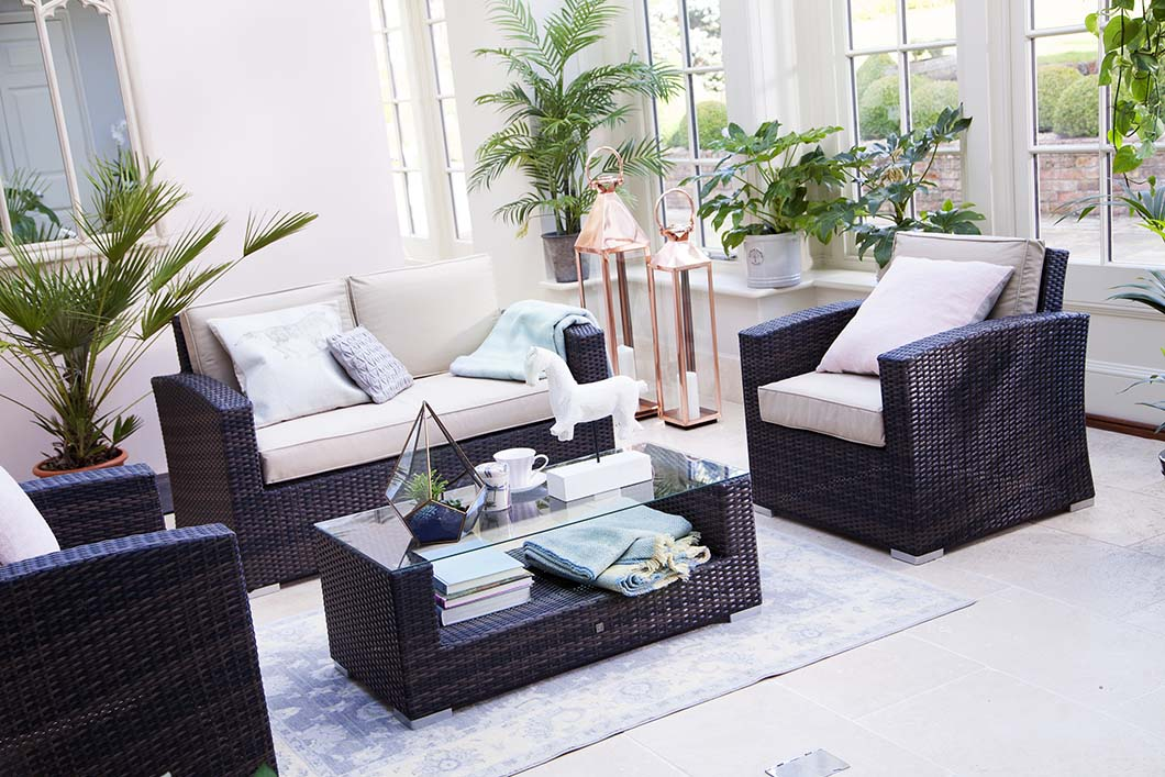 Our New Range Of Indoor Outdoor Furniture Has A Colonial Feel And Takes Its Inspiration From Traditional Wickerwork With Upholstered Cushions Adding Lots